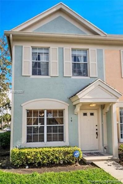 79 Whitehead Cir, Weston, FL 33326 - MLS#: A10616851
