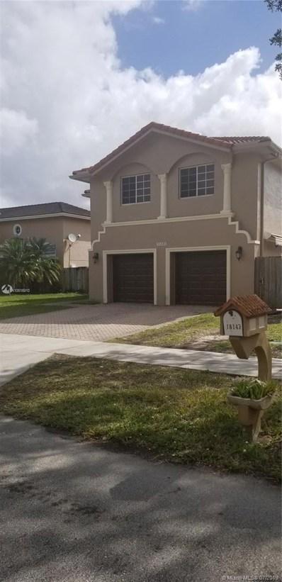 18149 SW 148 Ave Rd, Miami, FL 33187 - #: A10616910