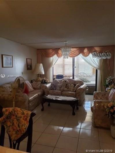 2840 Somerset Dr UNIT 302M, Lauderdale Lakes, FL 33311 - #: A10617203
