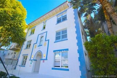1611 Meridian Avenue UNIT 305, Miami Beach, FL 33139 - #: A10617416