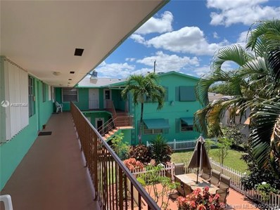 2428 Taylor Street UNIT 11, Hollywood, FL 33020 - MLS#: A10617464