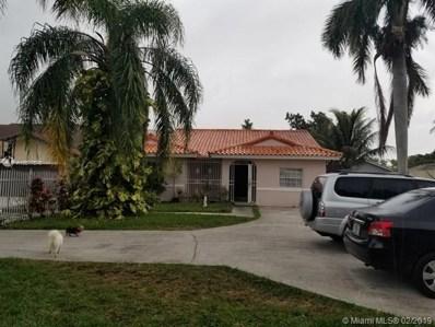 13757 SW 158th Ter, Miami, FL 33177 - MLS#: A10617576