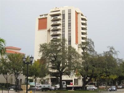 911 E Ponce De Leon Blvd UNIT 1503, Coral Gables, FL 33134 - MLS#: A10617725