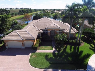 14824 SW 37th St, Davie, FL 33331 - MLS#: A10618291