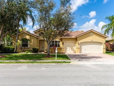 15983 SW 4 Street, Pembroke Pines, FL 33027 - MLS#: A10618593