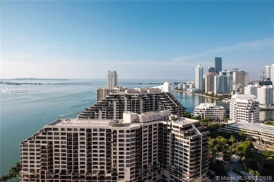 848 Brickell Key Dr UNIT 2803, Miami, FL 33131 - #: A10619078