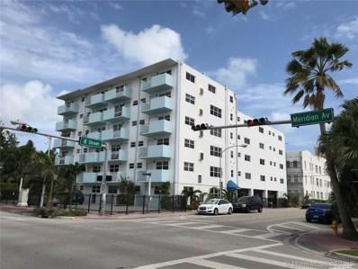 801 Meridian Ave UNIT 1B, Miami Beach, FL 33139 - MLS#: A10619162