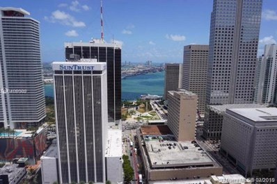 151 SE 1st St UNIT 3501, Miami, FL 33131 - #: A10619489