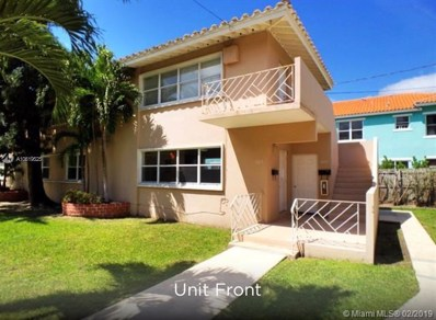 1605 N Treasure Dr UNIT F1, North Bay Village, FL 33141 - #: A10619525