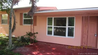 6470 SW 15th Ct, North Lauderdale, FL 33068 - #: A10619653
