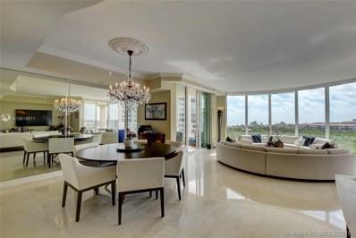3720 S Ocean Boulevard UNIT 701, Highland Beach, FL 33487 - MLS#: A10619911