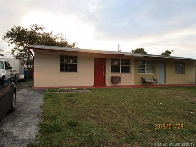 1950 SW 68th Ave, North Lauderdale, FL 33068 - MLS#: A10619921