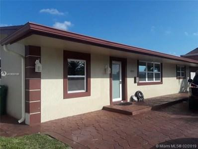 1311 N Douglas Rd, Pembroke Pines, FL 33024 - #: A10620106