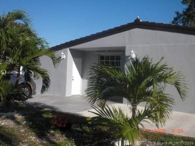 6801 Park St, Hollywood, FL 33024 - #: A10620379