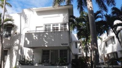 1000 Meridian Av UNIT 3, Miami Beach, FL 33139 - #: A10620433