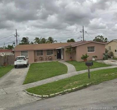 417 W 13th St, Hialeah, FL 33010 - MLS#: A10621419
