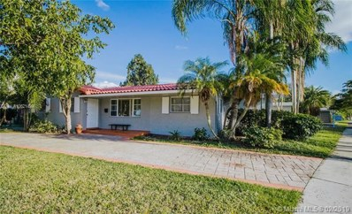 1001 N 46th Ave, Hollywood, FL 33021 - MLS#: A10621499
