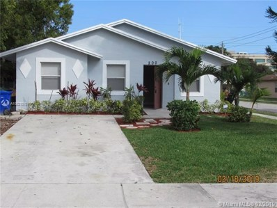 200 NW 28th Ter, Un-Incorporated Broward County, FL 33311 - #: A10621510