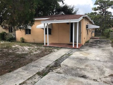 809 NW 15th Ter, Fort Lauderdale, FL 33311 - #: A10621542