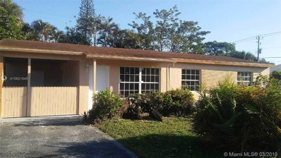 6241 SW 15th Ct, North Lauderdale, FL 33068 - #: A10621545