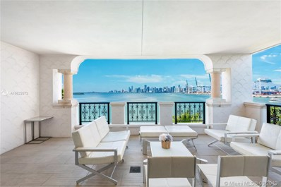 5256 Fisher Island Dr UNIT 5256, Miami, FL 33109 - #: A10622072