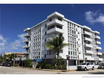 8001 Byron Ave UNIT 4C, Miami Beach, FL 33141 - MLS#: A10622517
