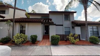 11335 SW 133rd Ct UNIT 52-3, Miami, FL 33186 - #: A10624597