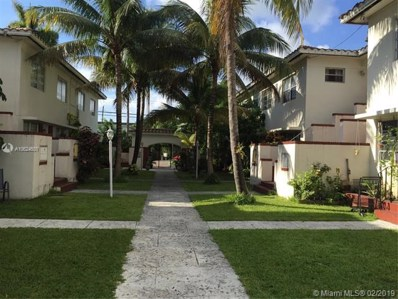 1195 Marseille Dr UNIT 5, Miami Beach, FL 33141 - MLS#: A10624601