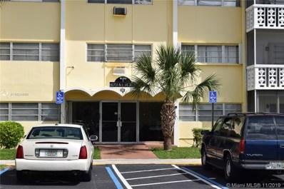 16701 NE 14th Ave UNIT 107, Miami, FL 33162 - MLS#: A10624690