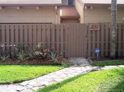 2132 SW 82 Avenue UNIT 2132, Davie, FL 33324 - #: A10624935