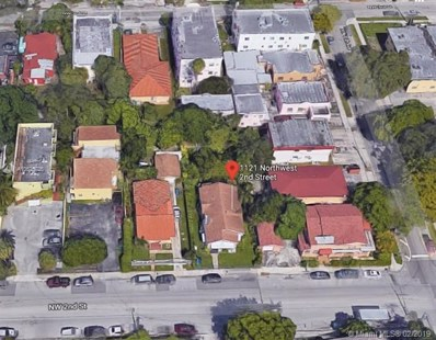 1121 NW 2nd St, Miami, FL 33128 - #: A10625026