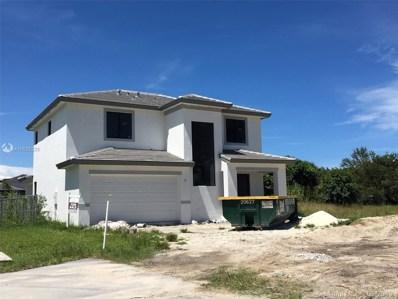 8641 SW 200, Cutler Bay, FL 33189 - MLS#: A10625225