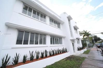 810 7th St UNIT 105, Miami Beach, FL 33139 - #: A10625545