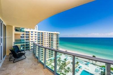 2501 S Ocean Dr UNIT 1525, Hollywood, FL 33019 - MLS#: A10625911