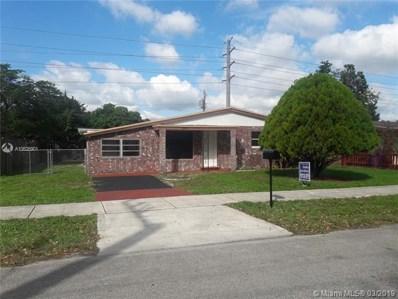 2924 N 58th Ave, Hollywood, FL 33021 - MLS#: A10626901