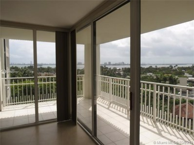 2000 Towerside Ter UNIT 810, Miami, FL 33138 - #: A10627757