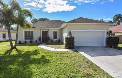 1762 SW Haylake Ave, Port St. Lucie, FL 34953 - #: A10628434