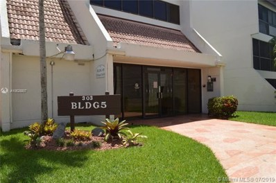 303 Racquet Club Rd UNIT 113, Weston, FL 33326 - MLS#: A10628807