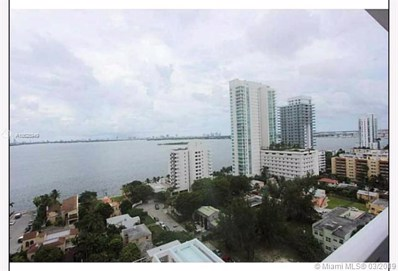 600 NE 27th St UNIT 1603, Miami, FL 33137 - MLS#: A10628949