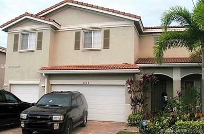 1244 NW 204th St, Miami Gardens, FL 33169 - #: A10629067