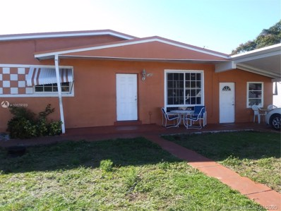 3440 SW 39th Ave, West Park, FL 33023 - MLS#: A10629089
