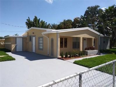 7191 Liberty St, Hollywood, FL 33024 - #: A10629283