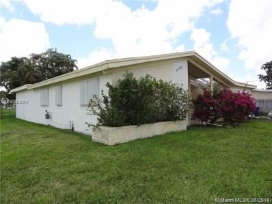 3416 W Lake Pl, Miramar, FL 33023 - #: A10630079