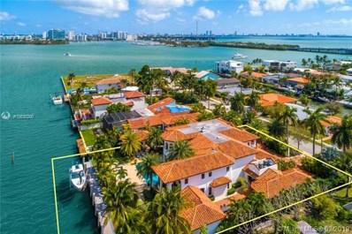 1201 NE 83rd St, Miami Beach, FL 33138 - #: A10630200