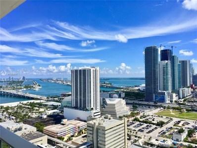 1600 NE 1 Ave UNIT 3208, Miami, FL 33132 - MLS#: A10630971