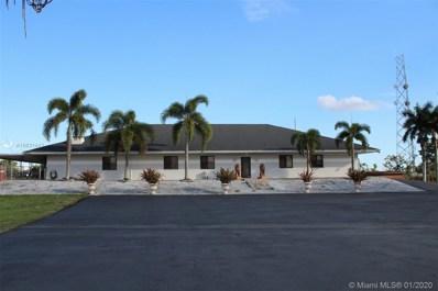 16451 SW 197th Ave, Miami, FL 33187 - #: A10631443