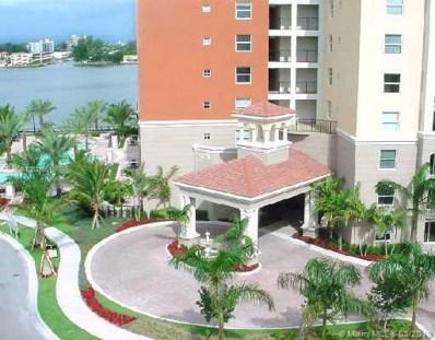 17100 N Bay Rd UNIT 1712, Sunny Isles Beach, FL 33160 - MLS#: A10631651