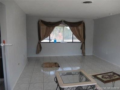 7760 NW 11th St, Pembroke Pines, FL 33024 - #: A10631834