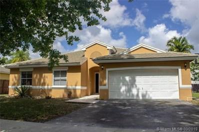 9023 SW 20th Pl, Miramar, FL 33025 - MLS#: A10634095