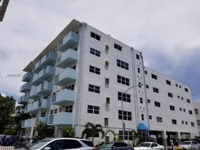 801 Meridian Ave UNIT 1C, Miami Beach, FL 33139 - MLS#: A10634235